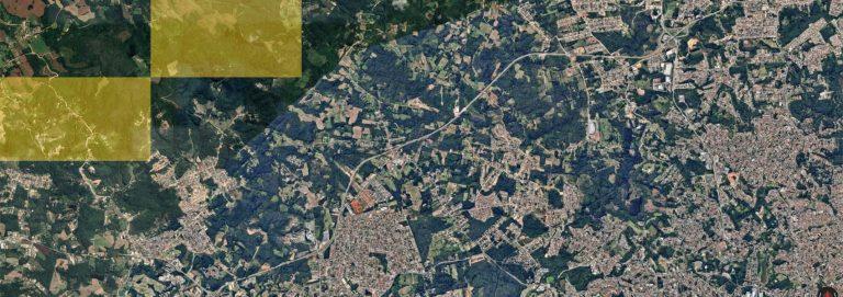 lei que permite mediaçao e arbitragem em desapropriaçoes e publicada imagem google maps